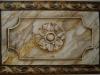 faux marble trompe l\'oeil panel