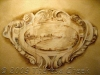 cartouche for wine room